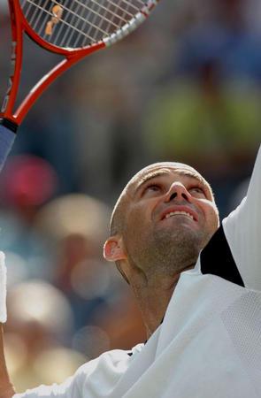 [体育](8)网球�D�D美国网球公开赛战况