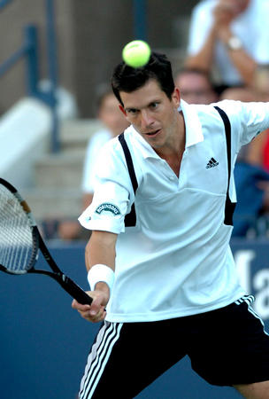 6 网球――美国网球公开赛战况