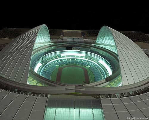 北京奥运场馆