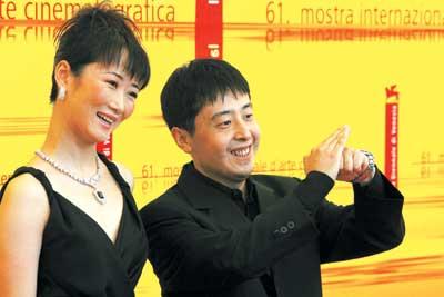 图文:中国电影《世界》冲击金狮奖