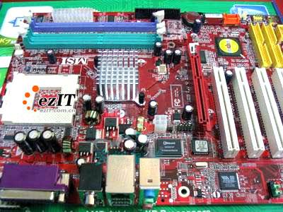 速龙终结者 微星KT880主板低价上市