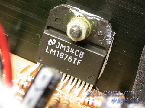 高保真音频功放电路,相比于大家熟悉的lm1876功放ic