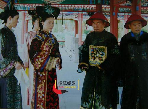 图:电视剧《烟花三月》精彩剧照-05