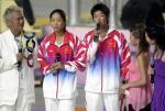图文:奥运金牌精英大汇演 网球双骄