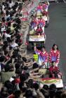 图文:奥运金牌精英大汇演 与观众面对面