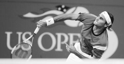 3-2力克老将阿加西 费德勒挺进美网半决赛
