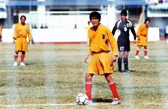 功夫足球周星驰高清_图-少林足球3