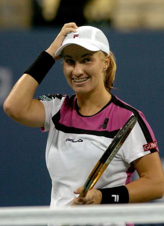 图文:美网女单决赛
