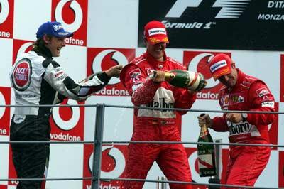 图文:F1大奖赛意大利站