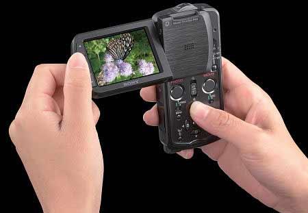 新品新出路:Sony数码相机Cyber-shot M1