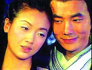 电视tv 电视剧《神雕侠侣》 相关报道    刘亦菲出演的小龙女怎么看都图片