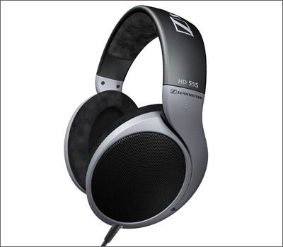 千元耳机又一好选择 点评森海HD555