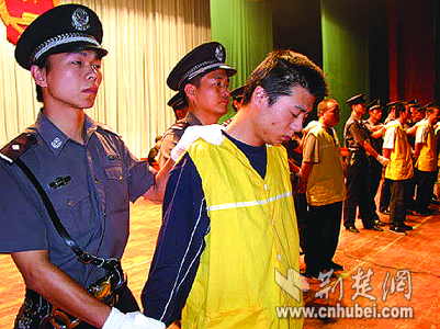 涉恶犯罪 昨日公捕公判8名嫌犯图片
