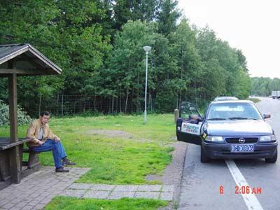 李峰单人单车环球旅行--瑞典下篇(多图)