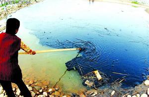 行程3000Km 亲眼目睹黄河水污染依然触目惊心