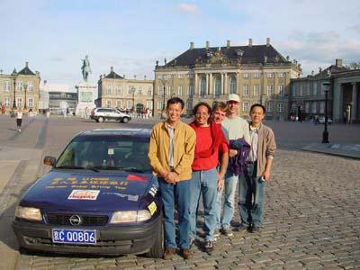 李峰单人单车环球旅行--丹麦上篇(多图)