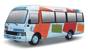 东风燃料电池电动客车