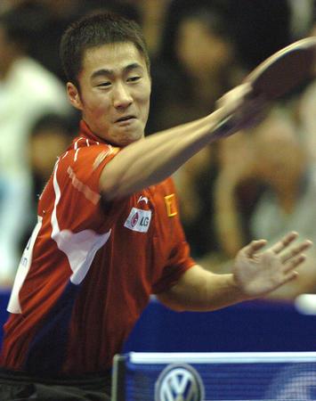 [体育](3)乒乓球�D�D2004中国乒乓球公开赛战况