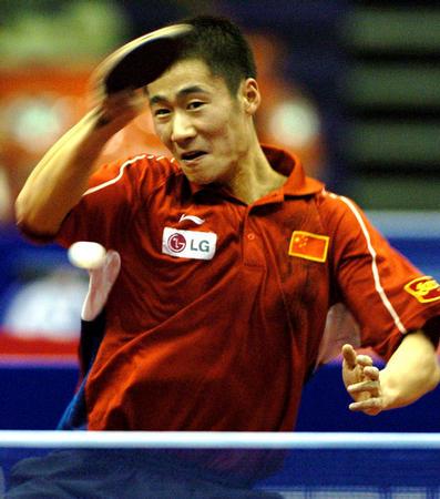 [体育](1)乒乓球�D�D2004中国乒乓球公开赛战况