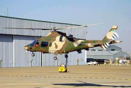 南非a109轻型多用途直升机