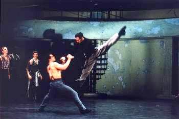 图文:芭蕾舞剧《西区故事》剧照―1