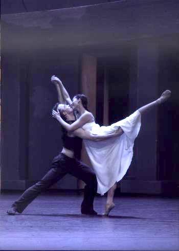 图文:芭蕾舞剧《西区故事》剧照―3