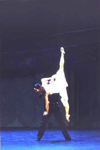 图文:芭蕾舞剧《西区故事》剧照―2