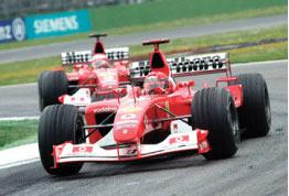 米其林参赛后 普利司通轮胎继续连续获胜
