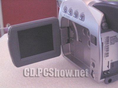 仅限十台 2999元买佳能数码摄像机