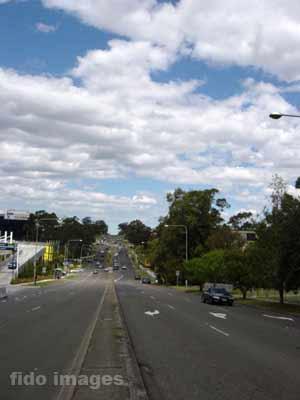 """车窗外的澳洲天空(一)--之""""我爱公路"""""""