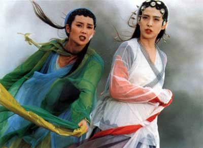 中国十大古装美女