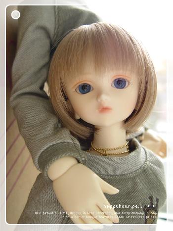 和芭比一般令人心动的SD娃娃欣赏