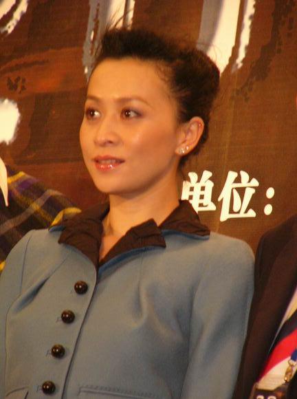 图:《2046》北京首映-刘嘉玲01图片