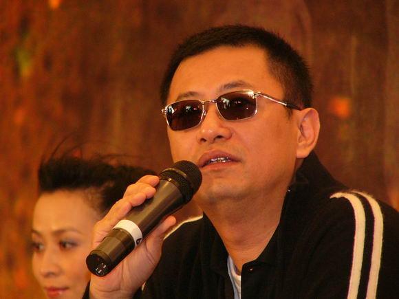 图:《2046》北京首映-王家卫10