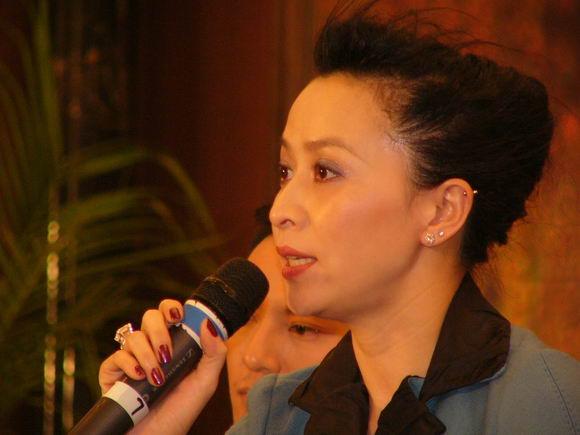 图:《2046》北京首映-刘嘉玲和张震01图片