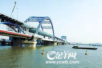 杭州双层钢拱桥世界第一座