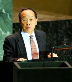 李肇星:中国赞成扩大联合国安理会