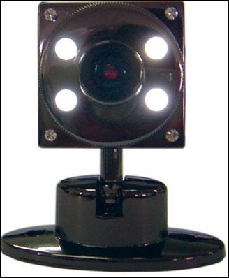 多彩科技夜鹰系列(DLV―B20)网吧专用摄像头(组图)