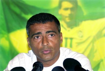 罗马里奥宣布正式退役
