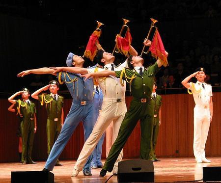 解放军歌舞团在悉尼演出 图3