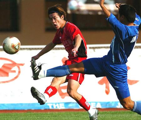 图文:长春亚泰0-0江苏