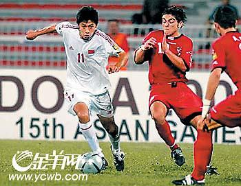 """亚洲U19青年足球锦标赛:中国决赛遇""""韩流""""(图)"""