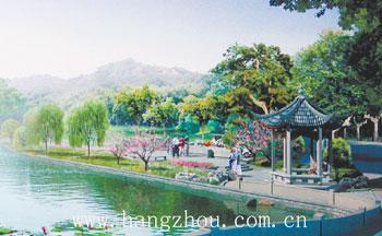 杭州, 一个商业城市状元秀