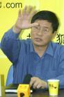 图文:杨祖武毕熙东做客谈罢赛 杨祖武情绪激动