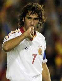 卢克、劳尔各建一功 西班牙十一打九轻取比利时