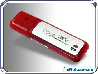 台电USB2.0 512M闪存只卖399元