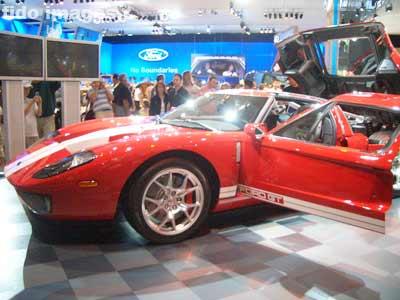 2004 澳大利亚国际车展--FORD GT卷土重来