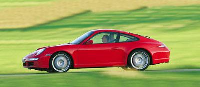 武装到牙齿--Porsche 911 Carrera S