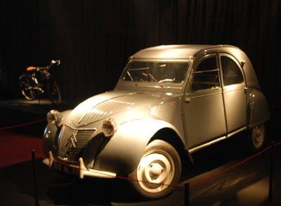 汽车设计与中法文化年