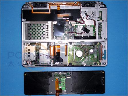 如何拆解笔记本电脑富士通笔记本 fmv-c8230_富士通 笔记本_富士通笔记本电脑拆解